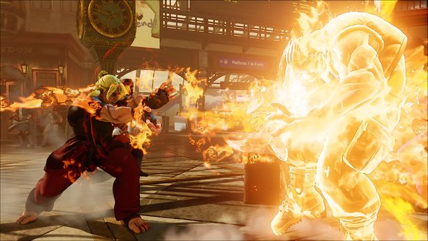 """Ken is the """"newest"""" character revealed for Street Fighter 5:  http://zapmylife.ca/ken-is-the-newest-character-revealed-for-street-fighter-5/"""