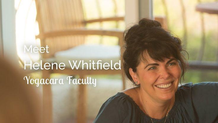 Yogacara GLOBAL    Meet Helene Whitfield
