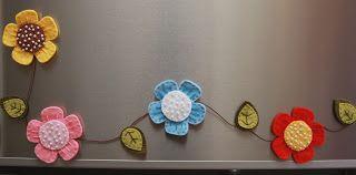 Ei Menina!: Flores de julho