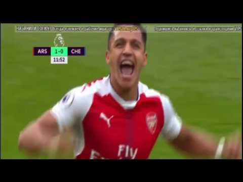 Arsenal vs Chelsea 3-0 All Goals & Highlights 24/09/2016