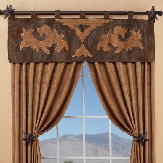 Best 25+ Southwestern window treatments ideas on Pinterest - valances for living room
