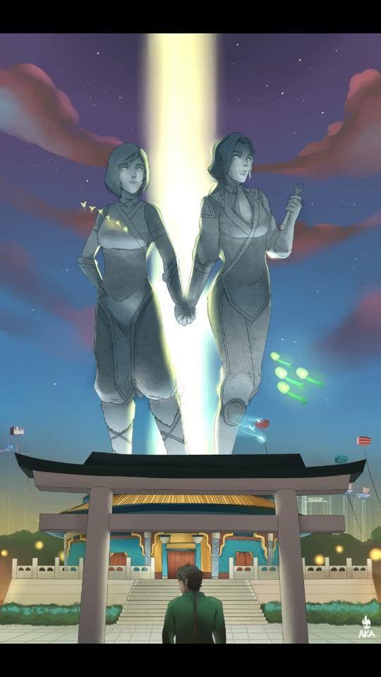 otome yokai: First Impression: The Legend of Korra