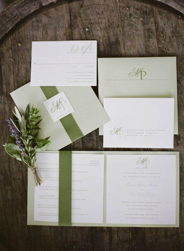 A Dash of Sage { Wedding Inspiration } - Modern Weddings Hawaii