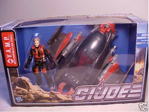 An interesting eBay auction has appeared today, eBay seller delicateangel01 has posted an auction for a Rise of Cobra Cobra Mantis Attack Sub with Aqua-Viper Officer. So why is this interesting you…