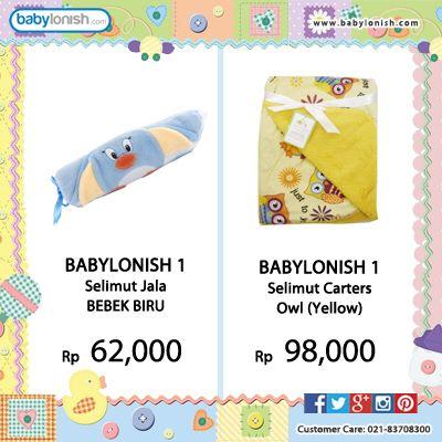 Yuk dapatkan segala kebutuhan bayi Anda hanya di babylonish.  Gratis ongkir Jabodetabek. Silakan langsung klik web kami & pesan..  Lengkap cepat hemat.