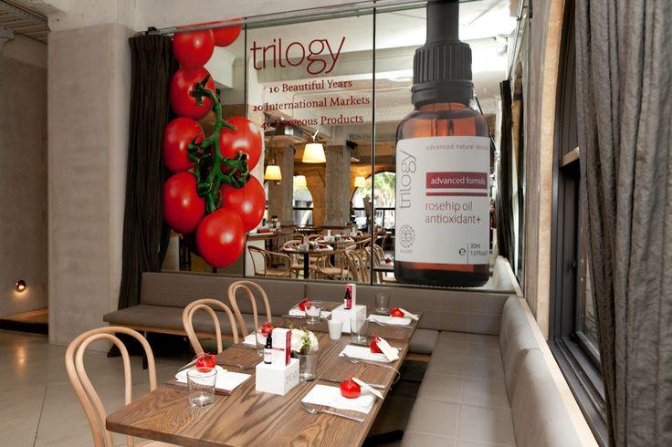 Rosehip Oil Antioxidant+ launch in Australia