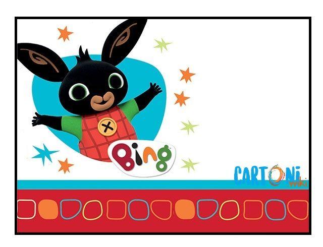Bing Crea Biglietto Di Auguri Cartoni Animati Nel 2019