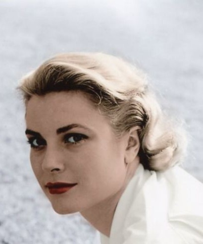 Grace Kelly - The spitting image of my grandma in her youth