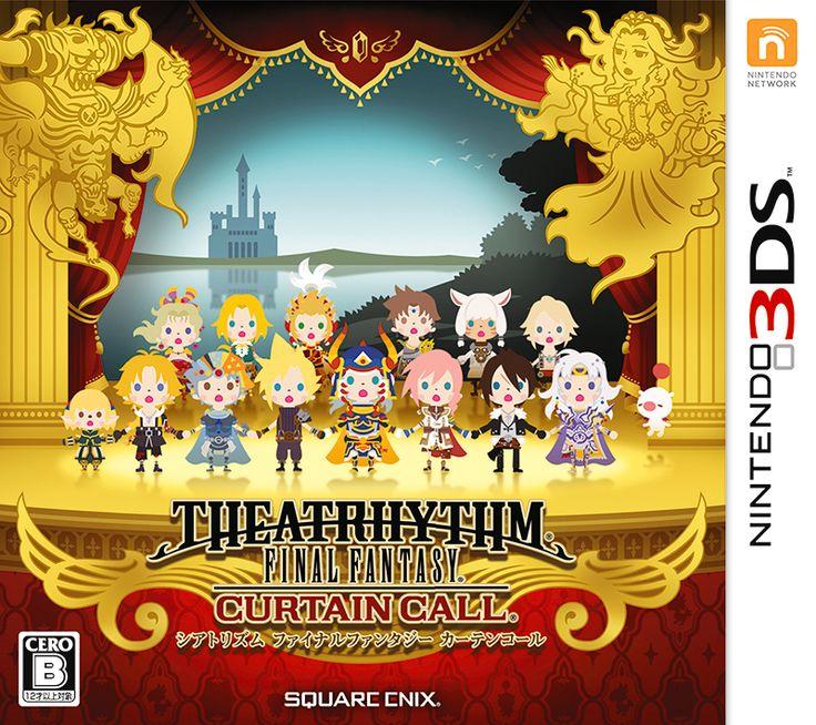 Theatrhythm Final Fantasy: Curtain Call - The Final Fantasy Wiki has more Final Fantasy information than Cid could research