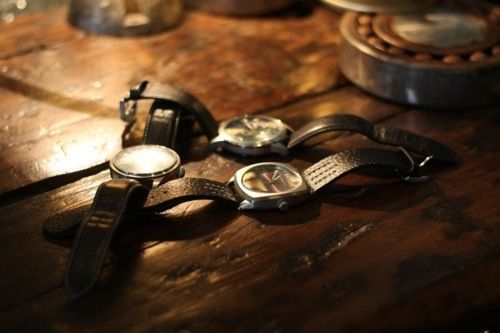 Vintage Watches: Vintage Watches, Posts, Accessories, Clocks, Accesories, Leather, Quinteresting, Men S Style Fashion