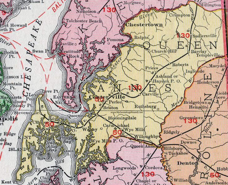 Best Historic Maryland County Maps Images On Pinterest - Maryland map