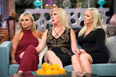Vicki Gunvalson Gives An Update On Her Friendships With Shannon Beador And Tamra Judge!