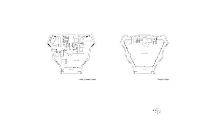 Cabinet Gallery,Floor Plan
