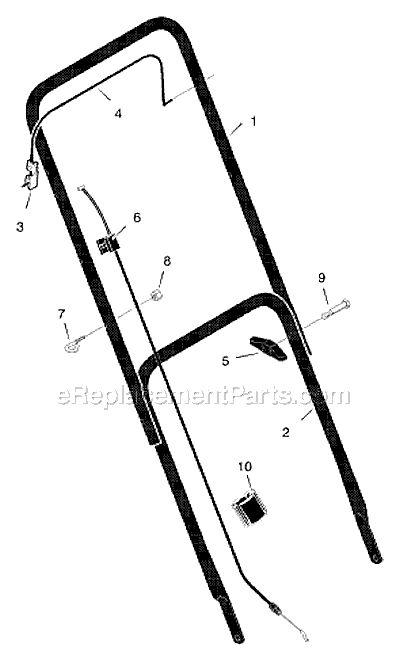 Murray 22117x92B Parts List and Diagram - (2001) : eReplacementParts.com