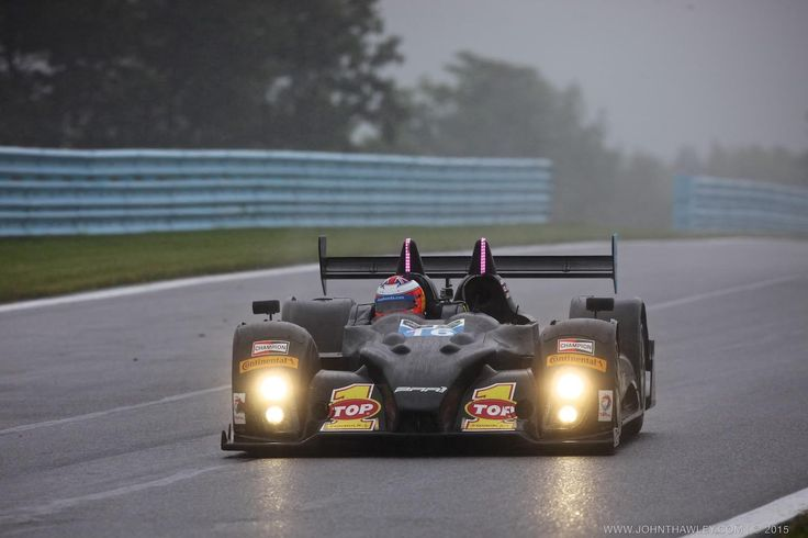 Motor'n | BAR1 Motorsports No. 16 TOP 1 Oil Score PC Podium Finish at a Wet n' Wild Sahlen 6 Hours at the Glen