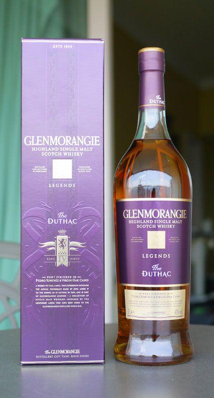 Glenmorangie Duthac Highland Single Malt Scotch Whisky