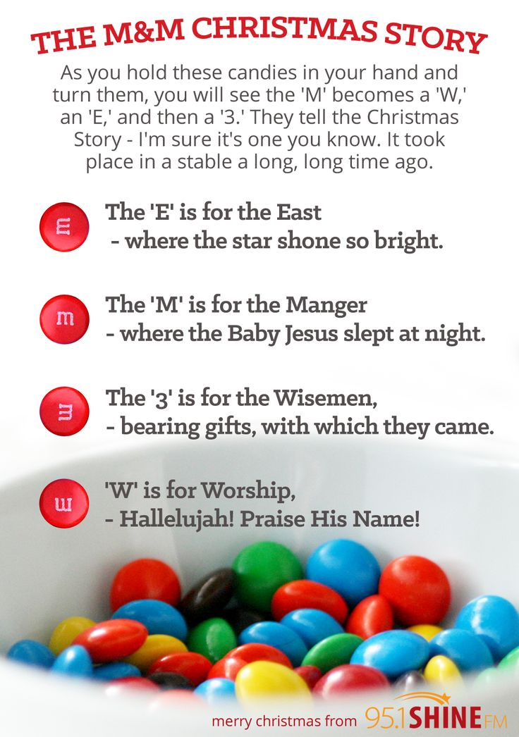 11 best M&M images on Pinterest | Christmas decor, Gift ideas and ...