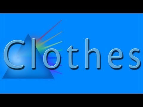 A little Brit of us: Clothes - Vocabulary