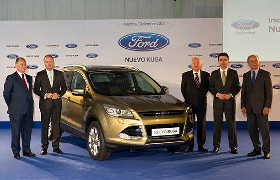 The All New Ford Kuga Ford Kuga Ford Movies