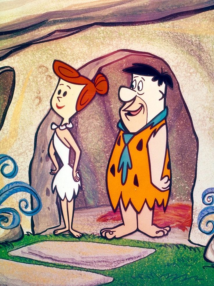 69 besten familie feuerstein the flintstones bilder auf pinterest hanna barbera. Black Bedroom Furniture Sets. Home Design Ideas