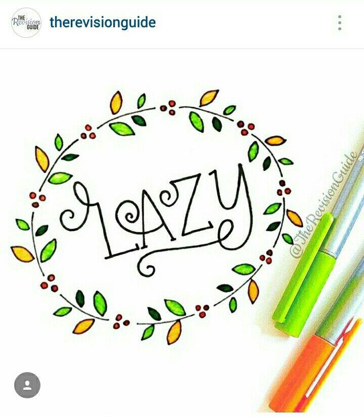 Cute wreath doodle