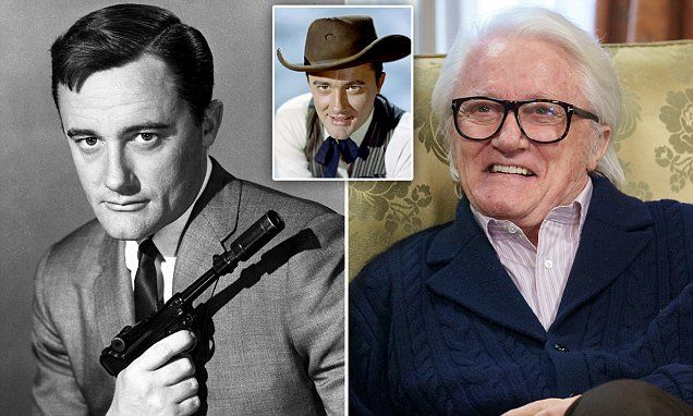 RIP Napoleon Solo. Oscar-nominated actor Robert Vaughn dies aged 83 after cancer battle