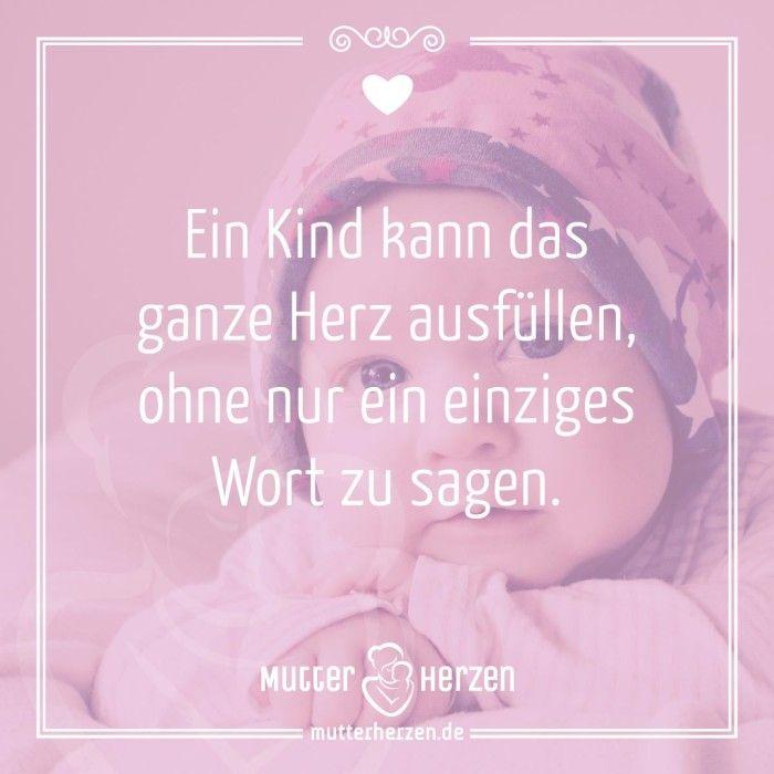 Es Ist Einfach Liebe. Mehr Schöne Sprüche Auf: Www.mutterherzen.de #