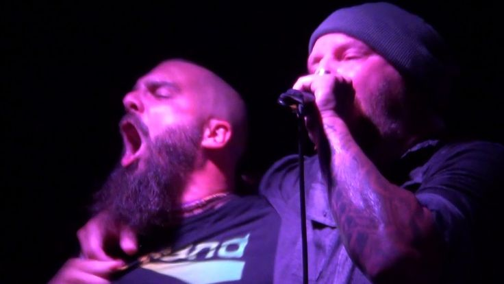 "36 Crazyfists - Also Am I ""ft"" Jesse Leach (KSE) @ Goldsounds , Brooklyn..."