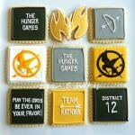 Hunger Game cookies - awesome!