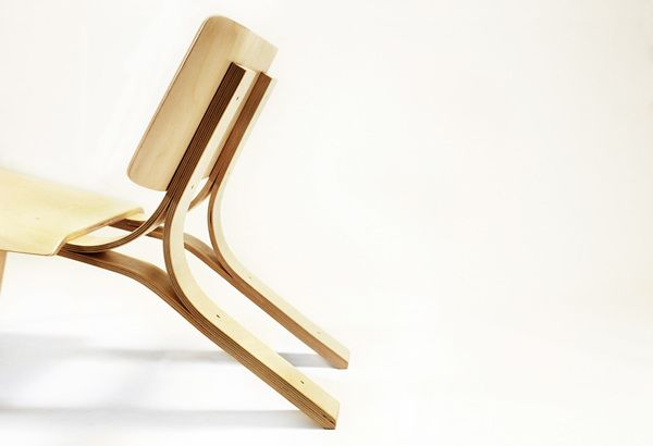 CC Lounge Chair on Behance