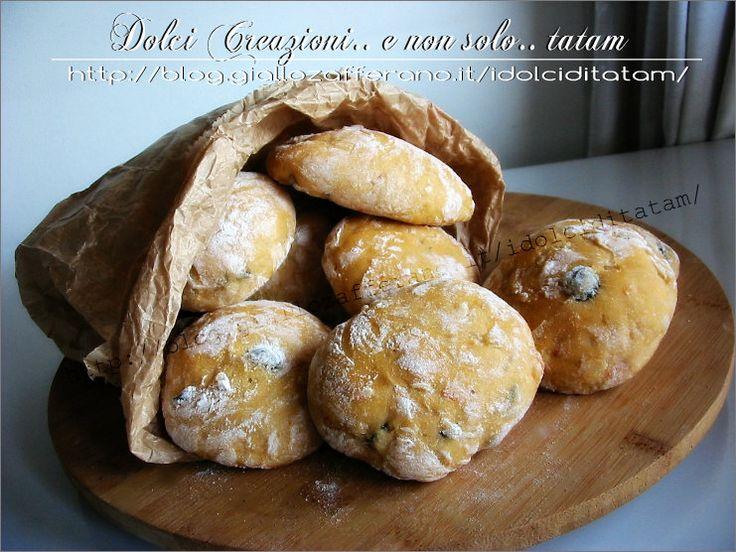 #Pizzi Leccesi panini morbidi alla #pizzaiola #italianrecipe