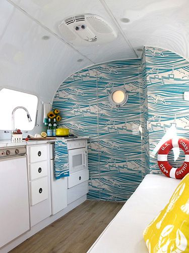 Get inspired by these gorgeous travel trailers and campers that perfectly combine glamour and camping for the ultimate glamping experience!