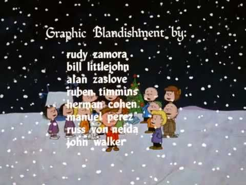 The true meaning of Christmas--Charlie Brown, Snoopy & Linus