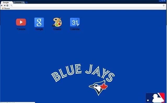 1000+ Images About Toronto Blue Jays Chrome Themes