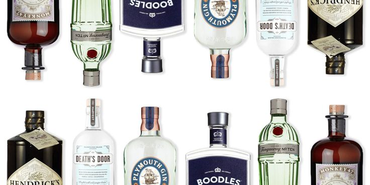 15 Best Gin Brands in 2016 - Our Favorite Gins for Cocktails