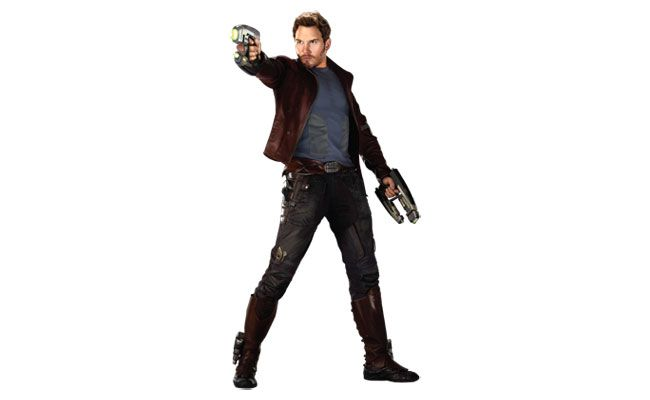 Peter Quill / Star-Lord - My Halloween costume this year