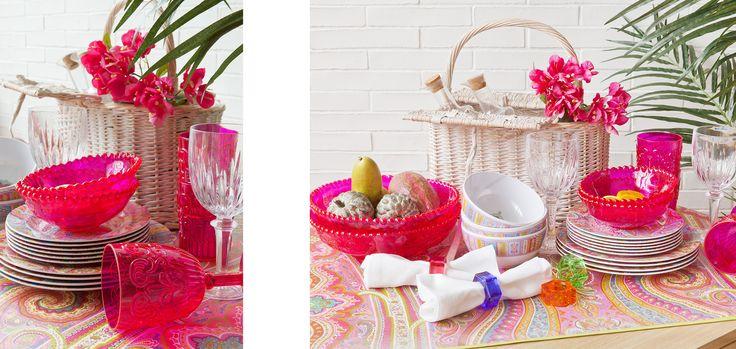 Lookbook - Picnic | Zara Home France