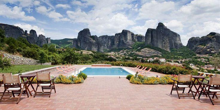Ουράνια Διαμονή στα Ξενοδοχεία των Μετεώρων #Meteora