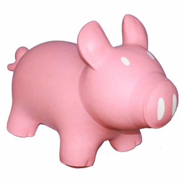 Kidzz Farm - Happy Hopperz Pink Pig