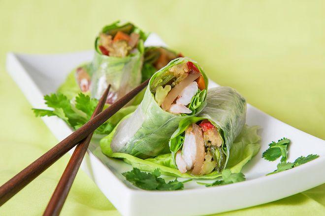 Rouleaux-printemps-crevettes-légumes-ArcticGardens - grande