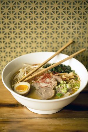 Chef Mutsuko Soma showcases a different ramen every Wednesday during lunch at  Miyabi 45th in Wallingford.