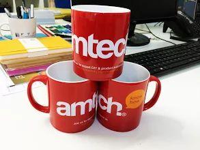 Promotional printed mugs www.promo-brand.co.uk
