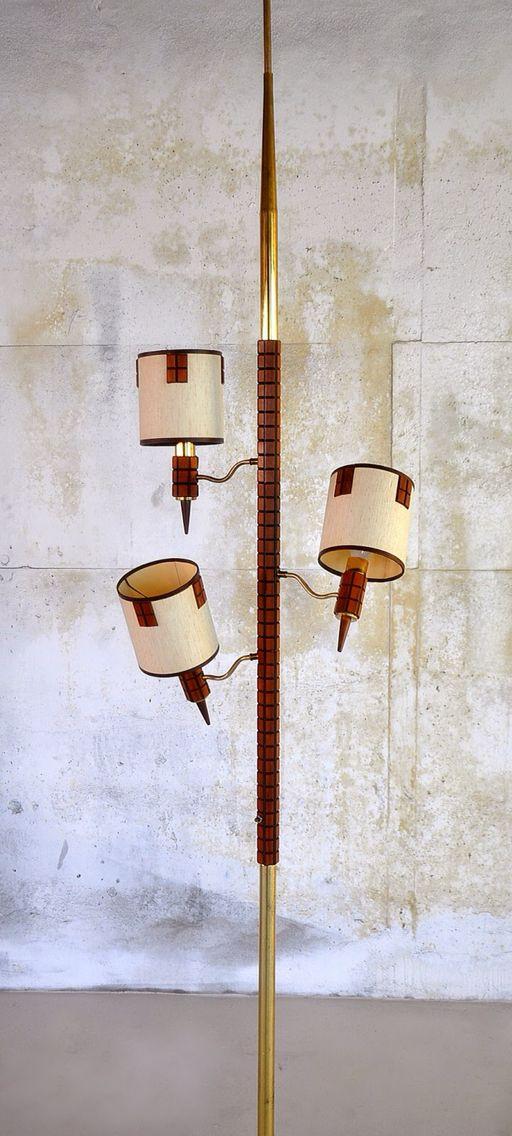 Danish Tension Pole Lamp Home Sweet Home Pinterest
