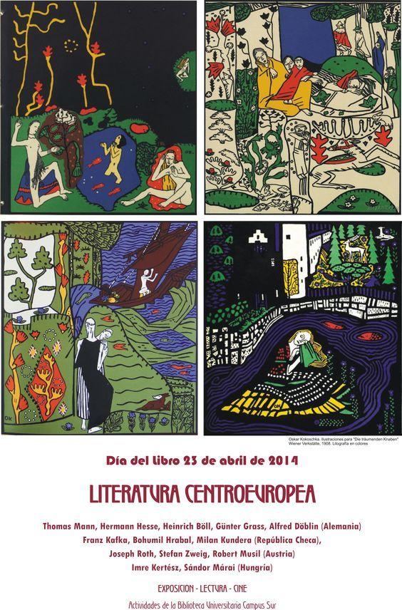 Día del Libro 2014 | Dedicado a la Literatura Centroeuropea |