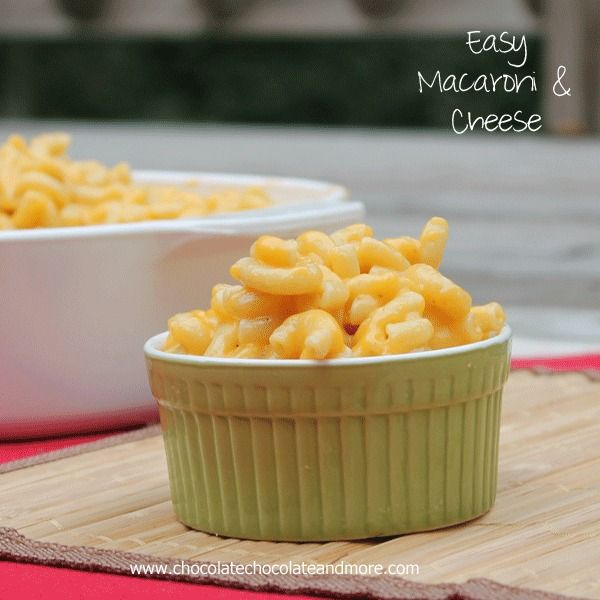 TweetEasy Macaroni and Cheese-Never buy the box stuff again! I grew up on the boxed macaroni and Cheese. My mom didn't/couldn't/should't cook. We'll say she was a single mom working full time and raising two girls as her excuse. The truth-she was a horrible cook. I mean really bad. My sister and I looked forward …