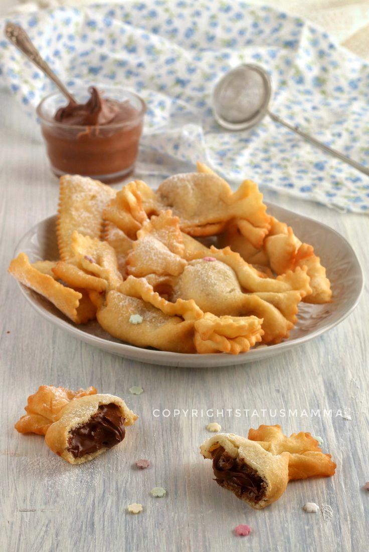 Caramelle ripiene alla nutella dolcetto goloso