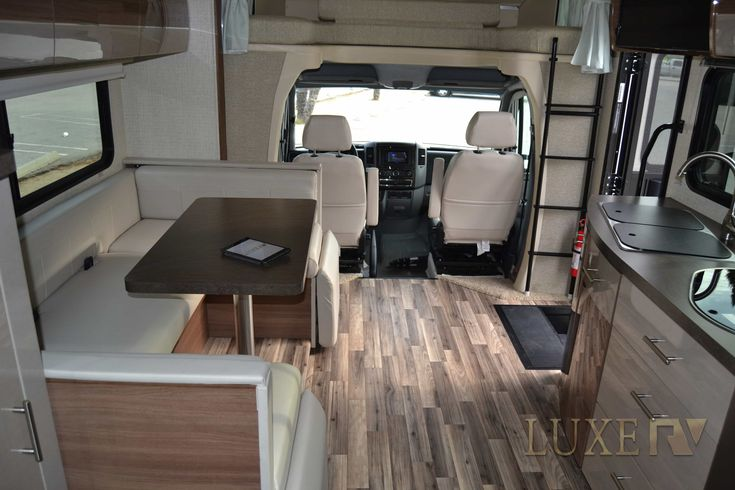 ... Mercedes RV for Rent Luxe RV ...