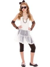 80s Rock Star Costume for Teen Girls - Halloween City! Cool costume! dont know what i should be?????/