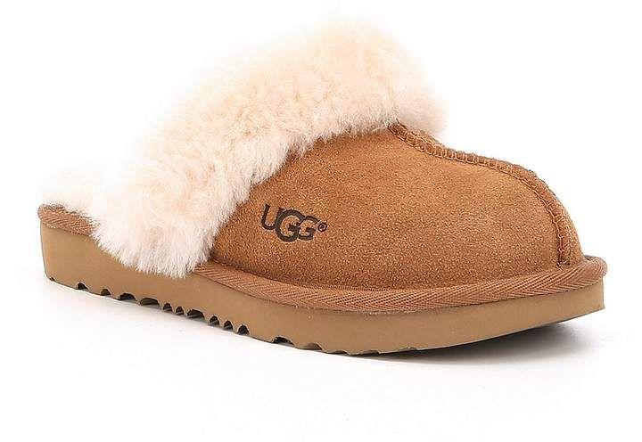 kids slip on uggs