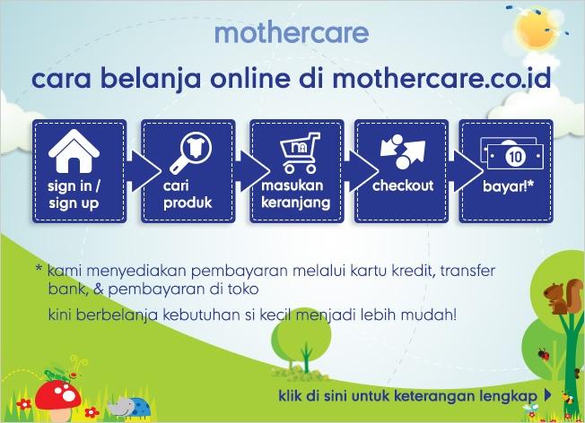 Toko Perlengkapan Bayi dan Baju Hamil   Mothercare Indonesia